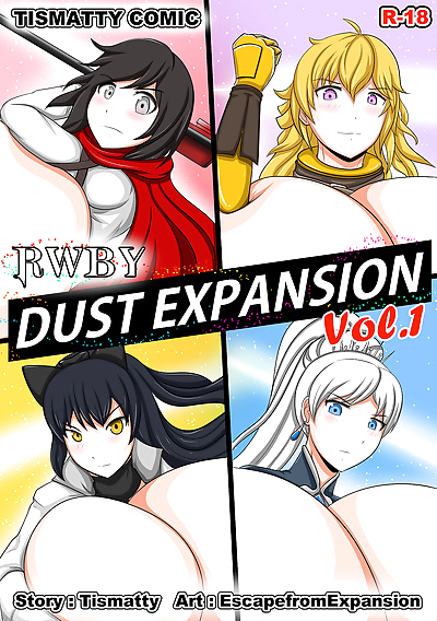 RWBY: Dust Expansion