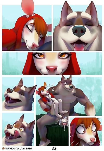 Little Red Riding Deer -..