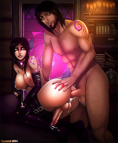 Big booty futanari - part 12