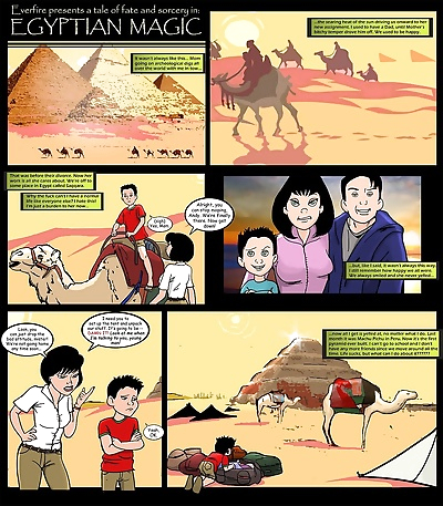 Egyptian Magic 1