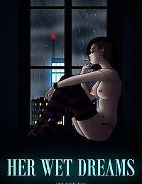 Her wet dreams
