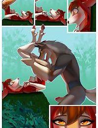 Little Red Riding Deer - part 2