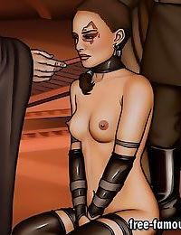 Star wars hidden cartoon orgies - part 7