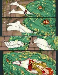 Tales Of The Toad Prince