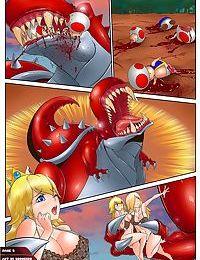 Two Princesses One Yoshi 2 - Wrath Of Th…