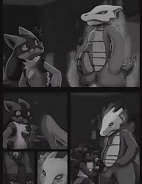 The Ghost Of Lavender Town