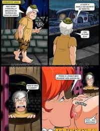 Os Flintstoons - Conversando de Sexo com a Filha