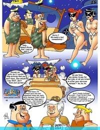 Flintstones orgy new - part 695