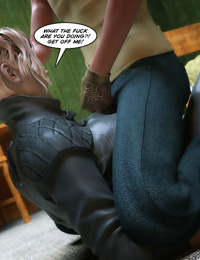 Short fight hot sex in this comic - part 3