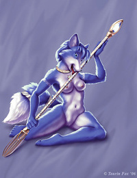 Hottest furry chicks with nothing on - part 2058