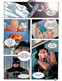Batman Superman-Teen Titans