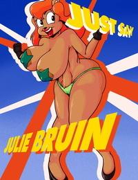 Just draw Julie Bruin Art Jam 2020 - part 2