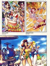 Street Fighter Summer Sports Special 2018 - part 2